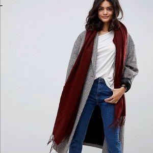NWOT ASOS long scarf
